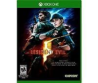 Resident Evil 5 Xbox One バイオハザード 5 ビデオゲーム ゲーム 北米英語版 [並行輸入品]