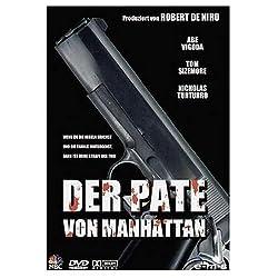 Cover: The Mob – Der Pate von Manhattan