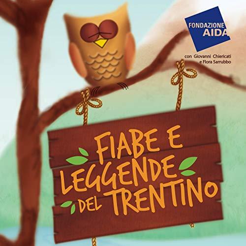 Fiabe e leggende del Trentino copertina