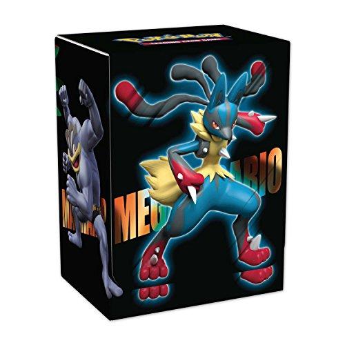 Pokemon TCG Mega Lucario Deck Box