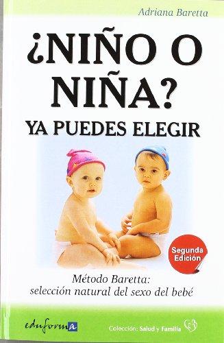 NIÑO O NIÑA YA PUEDES ELEGIR 2ªED (Salud Y Familia