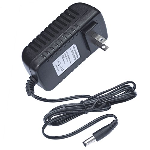 MyVolts 5V Power Supply Adaptor Compatible with Zoom R16 Audio Interface - US Plug