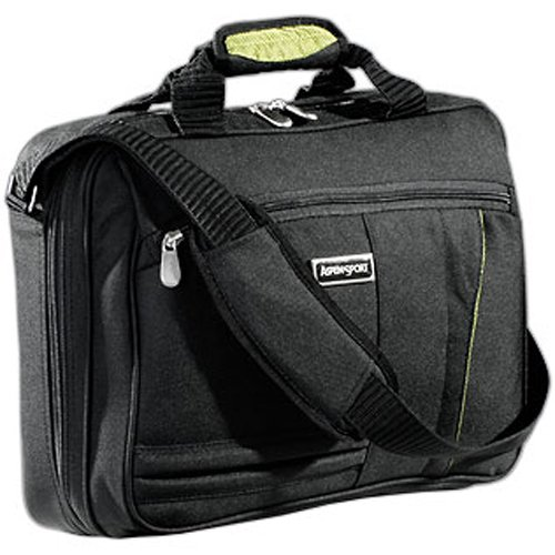 Aspen Sport laptoptas Oxford (max. 15 inch), zwart
