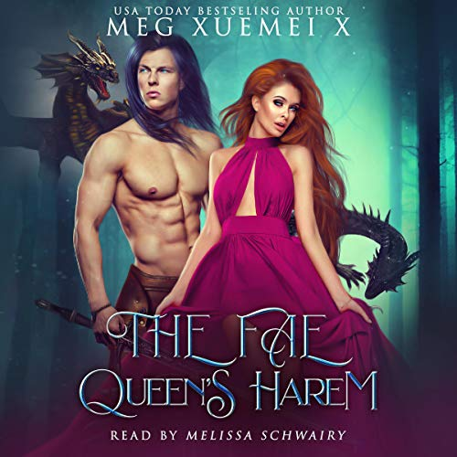 The Fae Queen's Harem: A Reverse Harem Paranormal and Fantasy Romance cover art
