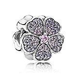 XRLSONE Perles De Bijoux Authentique 925 Sterling Silver Cha
