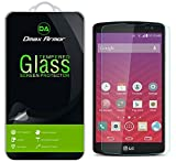 Dmax Armor for LG Transpyre Screen Protector, [Tempered Glass] 0.3mm 9H Hardness, Anti-Scratch, Anti-Fingerprint, Bubble Free, Ultra-Clear