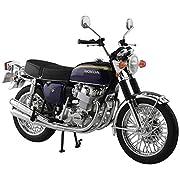 スカイネット 1/12 完成品バイク ホンダ CB750FOUR (K2) パープル