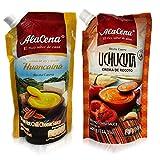 salsa de rocoto - Alacena Crema Huancaina & Crema de Rocoto Uchucuta Combo pack 400 G/Each