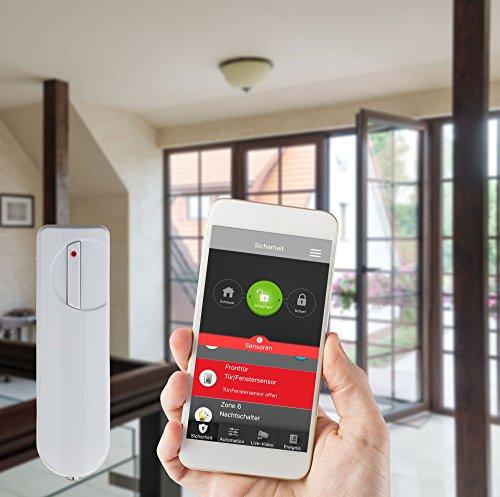 Blaupunkt Smart Home Security Visual Monitoring Set - 5
