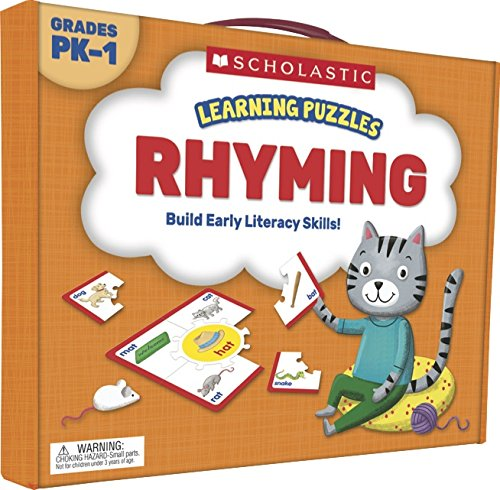 Learning Puzzles: Rhyming