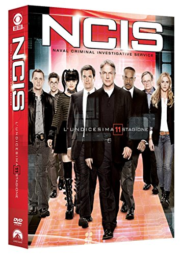 Ncis Stg.11 (Box 6 Dvd Naval Criminal Investigative Service)