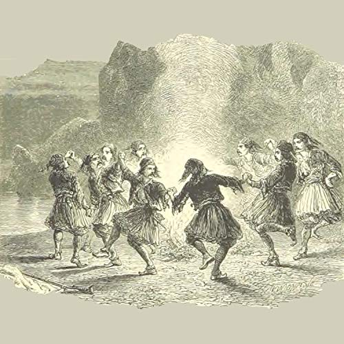 Dance of the Spiced Cabanossi