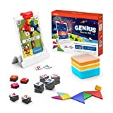 Osmo - Genius Starter Kit for iPad - Ages 6-10 - Math, Spelling, Creativity &...