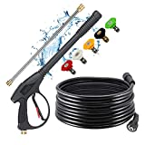 Best Koblenz Pressure Washers - Selkie Pressure Washer Gun with Extension Wand Review