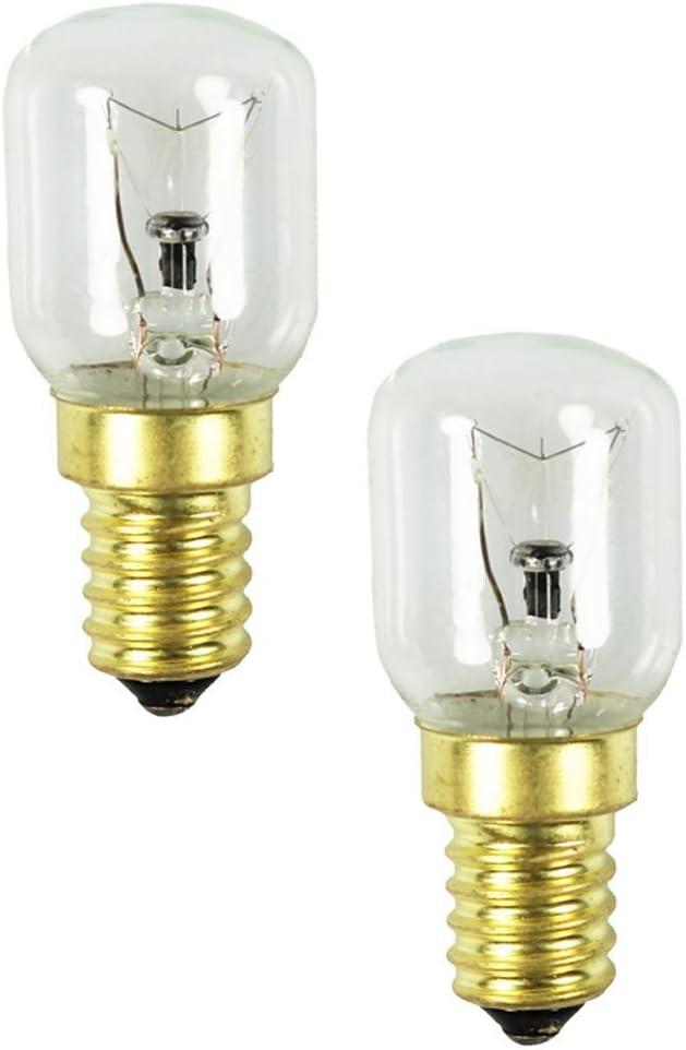 Appareil lumière 25 W 240 V E14 SES Eveready Four Ampoule Lampe 300 ° C pour Cuisinière