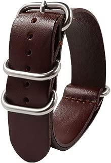 HEMOBLLO Leather Watch Strap Bands Smartwatch Replaces Strap Smart Bracelet Leather Watch Band