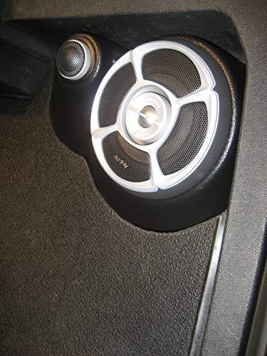 E-Z-Go Medalist, TXT Golf Cart 5-1/4' Speaker Pods (4-Bolt Steering Column)