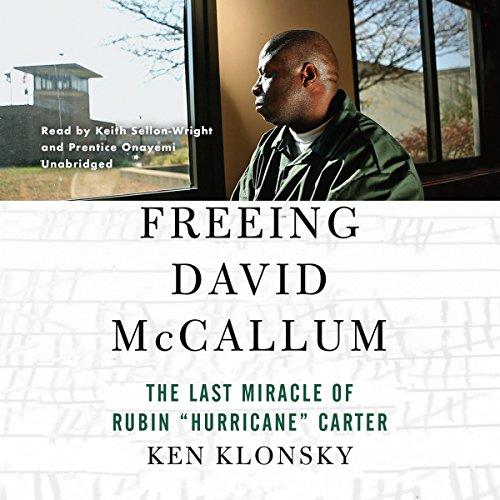 Freeing David McCallum cover art