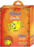 Odonil Smile Joy  Bathroom and Car Freshener - Pack of 6N x 2
