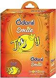 Odonil Smile Joy Bathroom and Car Freshener - Pack of 6N x 2