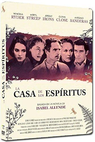 La casa de los espíritus [DVD]
