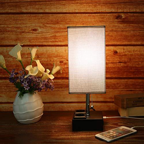 TOMSHOO Lámparas de mesa