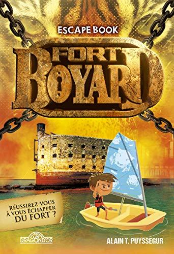 Fort Boyard - Escape Book - Livre-jeu avec énigmes - Dès 8 ans (1)