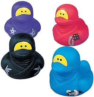ninja rubber duck