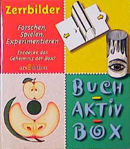 Anamorphosen: Verzerrte Bilder (Buch-Aktiv-Box)