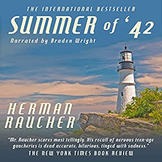 Couverture de Summer of '42