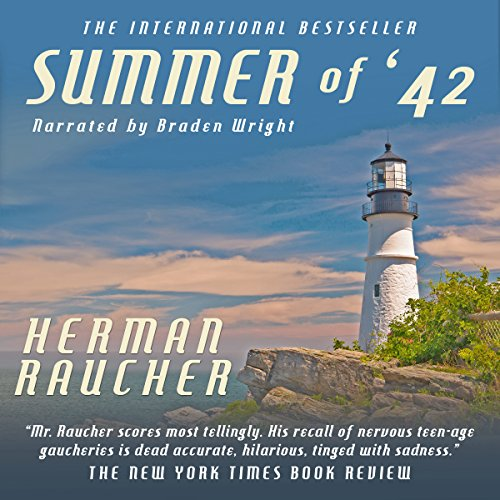 Summer of '42 audiobook cover art