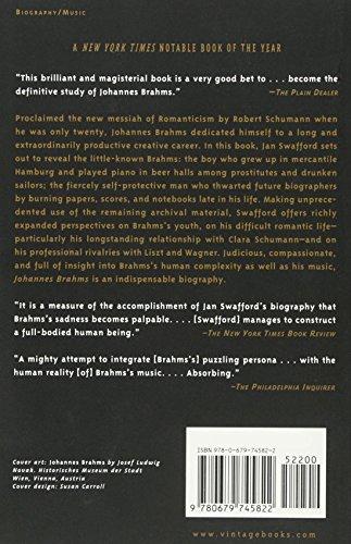 Johannes Brahms: A Biography
