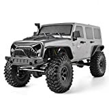 RGT RC Crawlers RTR 1/10 Scale 4wd Off Road Monster Truck Rock Crawler 4x4 High Speed Waterproof Rc Car