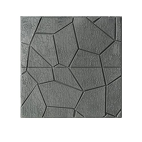 Paneles De Pared 3D (10 Piezas) Papel Tapiz De Ladrillo 3D Ladrillo...