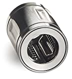 Thomson A162536, Ball Bushing Bearing, Precision Steel, A Grade, Closed, for end supported applications; use...