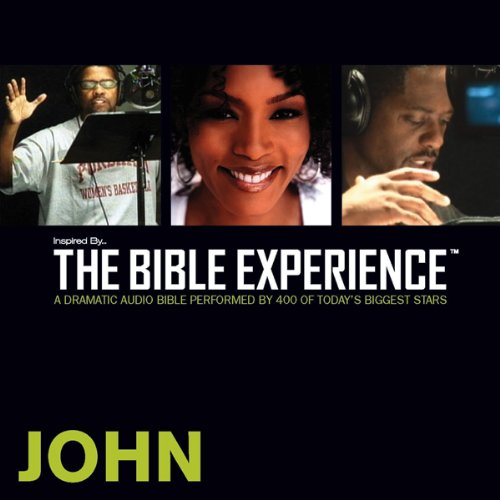 Page de couverture de Inspired By … The Bible Experience Audio Bible - Today's New International Version, TNIV: (32) John