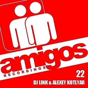 Amigos 022 DJ Link & Alexey Kotlyar