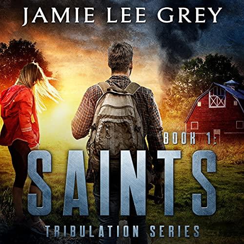 Tribulation, Book 1: Saints cover art