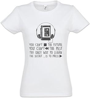 13 Walkman Camiseta de Mujer Women T-Shirt