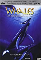 Whales: An Unforgettable Journey [DVD]