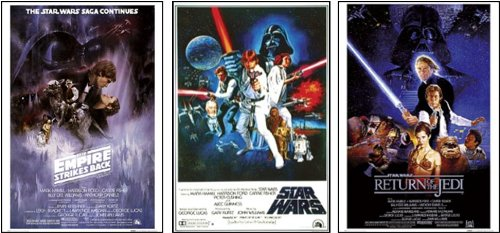 Top 10 trilogy poster for 2021
