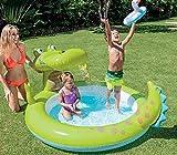 NLRHH Piscina Plegable, Piscina for niños inflables, Piscina de Bolas océano, Piscina Infantil, Piscina de Arena for niños, Parque acuático Inflable Juguetes del Partido Peng