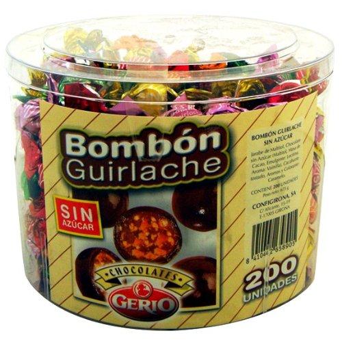 BOMBON GUIRLACHE S/A BOTE