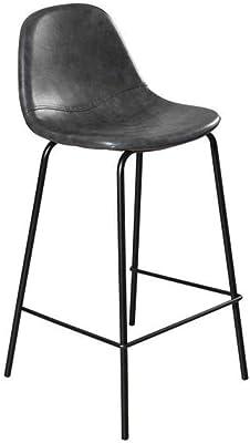 Bar Chaise UNHO 2 Tabouret Industriel Vintage Lot de de de KJ1lF3cT