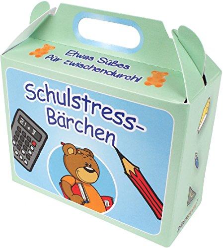 BärenBande Süßer Koffer Schulstress mit 75g Gummibärchen