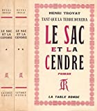Le Sac et la Cendre - Tome 1 - La Table Ronde