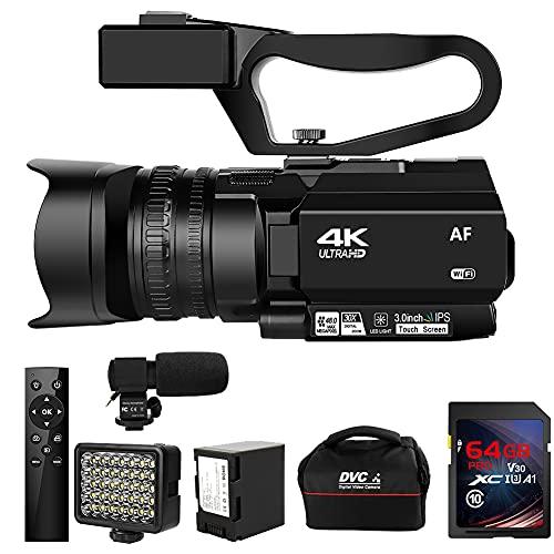 Video vlogging Camera Camcorder