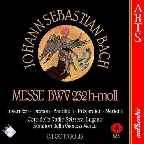 Coro della Radio Svizzera, Sonatori Della Gioiosa Marca & Diego Fasolis