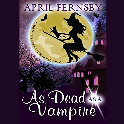 As Dead as a Vampire audiobook cover art