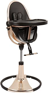 Bloom Fresco Chrome Contemporary Baby High Chair Frame Only (Rose Gold)